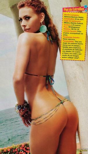 Vanessa+Guzmán+En+Bikini+Tanga+voyeurmix.net