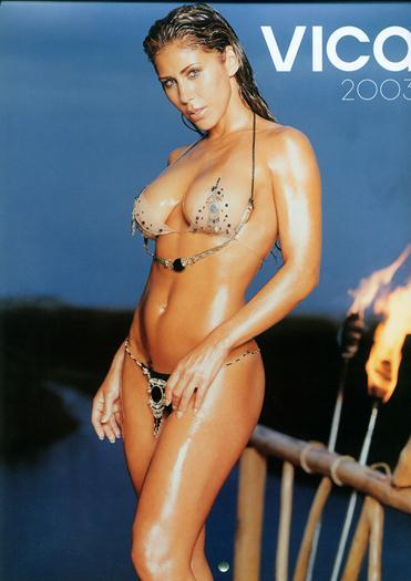 Vica Andrade en H MarcianosXcom
