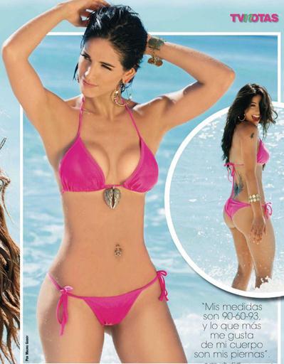 Barbara+De+Regil+En+Bikini+Revista+TvNotas+Extras+voyeurmix.net