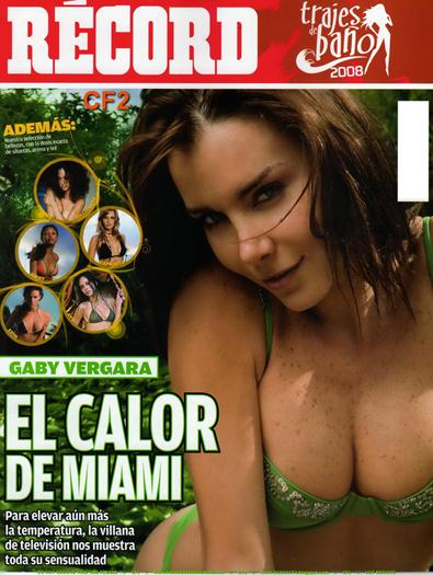 Gaby+Vergara+En+Bikini+Para+La+Revista+Record+voyeurmix.net