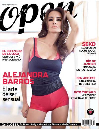 Alejandra+Barros+Sexy+En+Open+Magazine+Voyeurmix.net