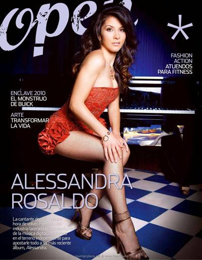Alessandra+Rosaldo+En+Revista+Open+Magazine+voyeurmix.net