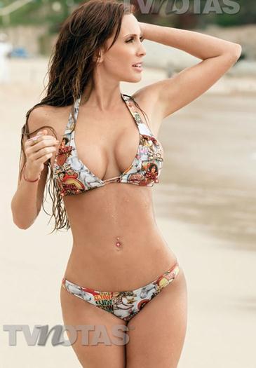 Ana+Bekoa+En+Bikini+Para+Revista+Tvnotas+voyeurmix.net