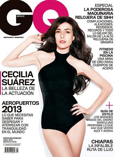 Cecilia+Suarez+En+Revista+GQ+voyeurmix.net