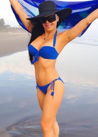 Maribel Guardia Bikini Fotos Personales Voyeurmi