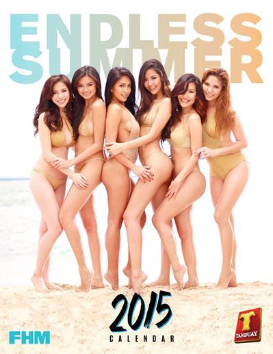 Calendario+Oficial+FHM+Filipinas+2015+famosascelebshot.com