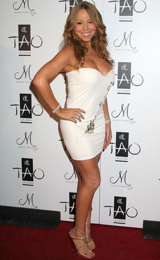 Mariah+Carey+Sexy+Vestido+Blanco+En+TAO+voyeurmix.net
