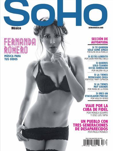 Fernanda+Romero+En+Revista+Soho+Febrero+2015+voyeurmix.net