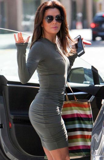 Eva-Longoria-in-Tight-Mini-Dress--hot+famosascelebshot.com