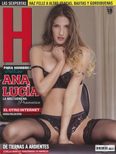 Ana+Lucía+En+Revista+H+Mayo+2015+voyeurmix.net