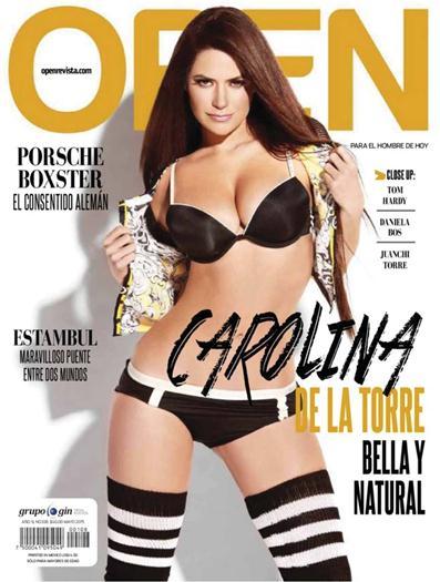 Carolina+de+la+Torre+En+Revista+Open+Mayo+2015+Voyeurmix.net