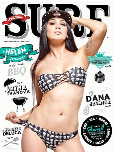 Helen+Jovanovich+En+Revista+Chilanga+Surf+Mayo+Junio+2015+