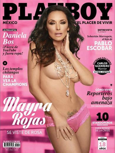 Mayra+Rojas+En+Revista+Playboy+Mexico+Mayo+2015