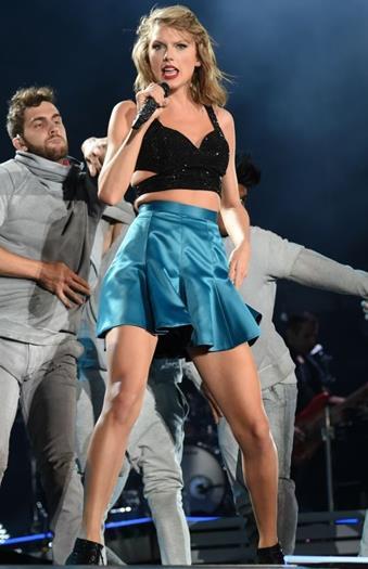 Taylor+Swift+Piernitas+En+New+Jersey+Julio+2015