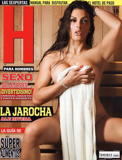 Alejandra+Rivera+En+Revista+H+Agosto+2015+Extras+Voyeurmix.net