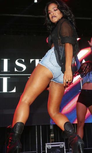 Christina+Milian+En+Billboard+Hot+100+festival+Agosto+2015+