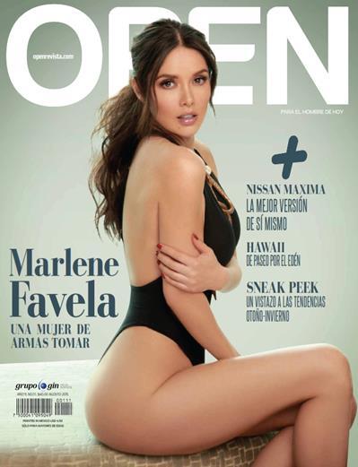 Marlene+Favela+En+Revista+Open+Mexico+Agosto+2015+Voyeurmix.net
