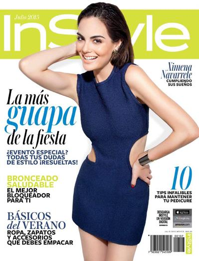 Ximena+Navarrete+En+Revista+Instyle+Mexico+2015+Voyeurmix.net