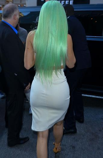 Kylie+Jenner+Culazo+En+Sugar+Factory+N.Y+