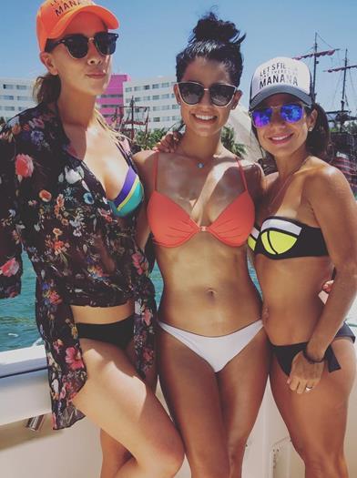 Raquel+Bigorra+Maria+Fernanda+Quiroz+y+Caro+Miranda+En+Bikini+2015+Voyeurmix.net