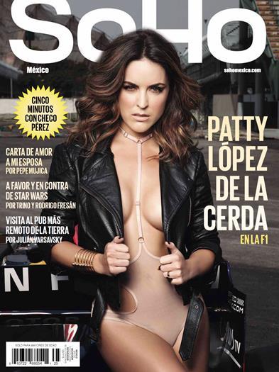 Patty+Lopez+De+La+Cerda+En+Revista+SoHo+Mexico+Octubre+2015+Voyeurmix.net