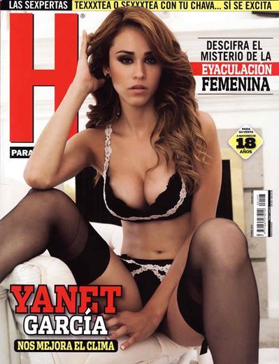 Yanet+Garcia+En+Revista+H+para+Hombres+Octubre+2015+Extras+Voyeurmix.net
