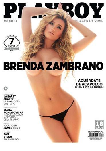 Brenda+Zambrano+En+Revista+Playboy+Noviembre+2015+Famosastv.net