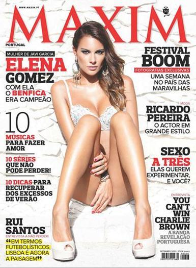 Elena+Gomez+En+Revista+Maxim
