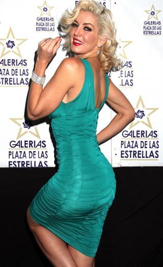 Isabel+Madow+Riquisima+En+Plaza+de+las+Estrellas+2015+Voyeurmix.net