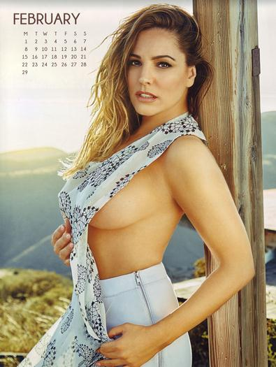 Kelly+Brook+Calendario+2016+
