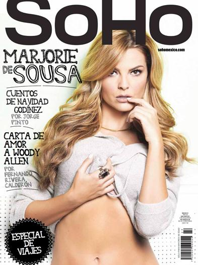 Marjorie+de+Sousa+En+Revista+SoHo+Mexico+Diciembre+2015+Voyeurmix.net