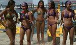 Adianez Hernandez y Vanessa Claudio Jovencitas En Bikinis! HD