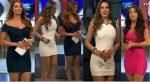 Maritere Alessandri, Cynthia Francesconi y Lizette Lombo En Minis HD