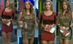 Aline Hernandez y Gaby Crassus Minivestidos HD