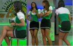 Ana Bekoa y Gina Holguin Ricas En Minifaldas Chichonas! HD