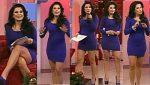 Anayanssi Moreno Milf En Vestido Ajustado HD