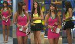 Vero Pliego y Lizette Lombo Ricas En Minifaldas HD