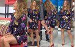 Andrea Legarreta Piernotas! En Vestido Corto HD