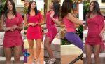 Anette Asbun Microvestido Rosa y Pants! HD
