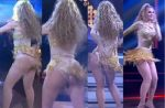 Aura Cristina Geithner Tremendo Culote!! Bailando HD