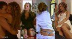Aura Cristina Geithner Hot En Lenceria y Descuido Tanguita! HD