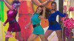 Ballet Venga La Alegria Ricas En Minivestidos En Cortes HD