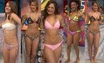 Ballet Venga La Alegria Bunisimas Modelando En Bikini! HD
