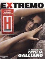 Cecilia Galliano Desnuda En Revista H Extremo Agosto 2006 (Resubido)