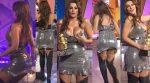 Cecilia Galliano Mega Tetas En Sexy Vestido! HD