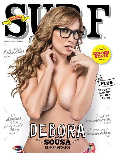 Debora-Sousa-En-Revista-Chilanga-SURF-Mayo-Junio-2016-Voyeurmix.net