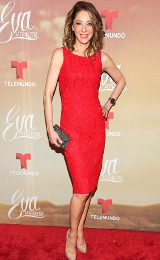 Edith+Gonzalez+Vestido+Rojo+Voyeurmix.net