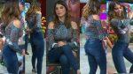 Esmeralda Ugalde Rico Culazo Bailando En Pantalon Entallado HD