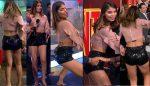 Esmeralda Ugalde Piernotas En Minishorts (Perreando) HD