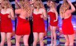 Estrellita (Luchadora) Sexy En Minivestido Rojo HD